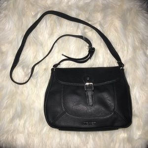 Nine West Black Crossbody Bag